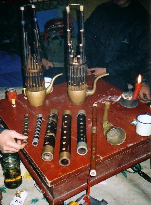 47 wind instruments