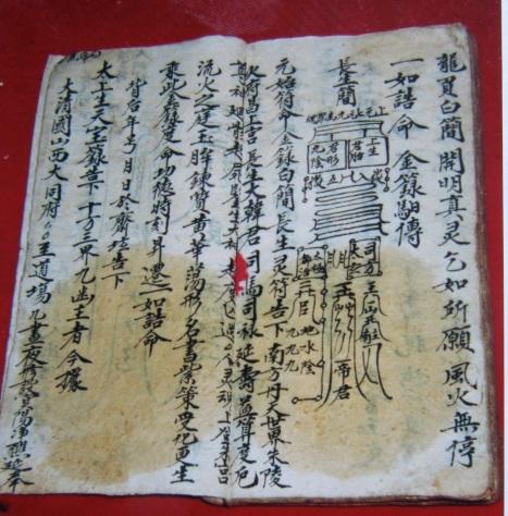 Page from Li Peisen's Pardon manual