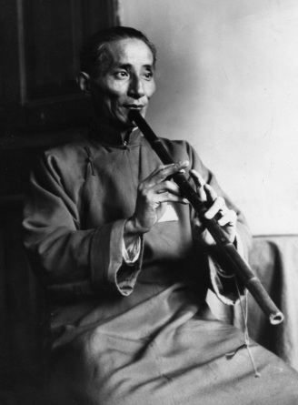 Yang Yinliu 1950