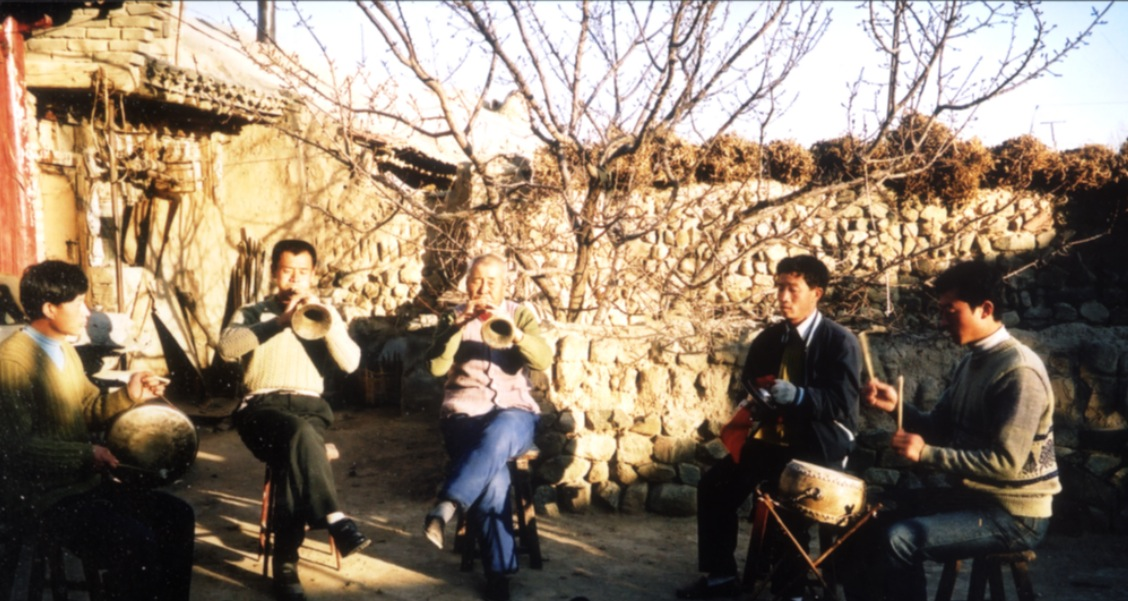 8 Shi Ming band
