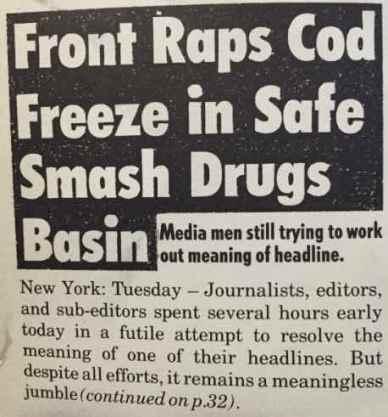 Front raps