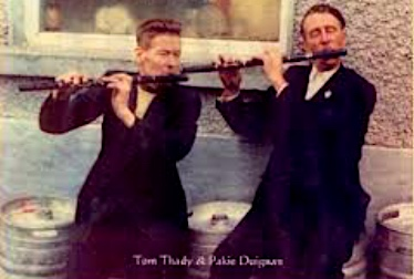 Irish flutes