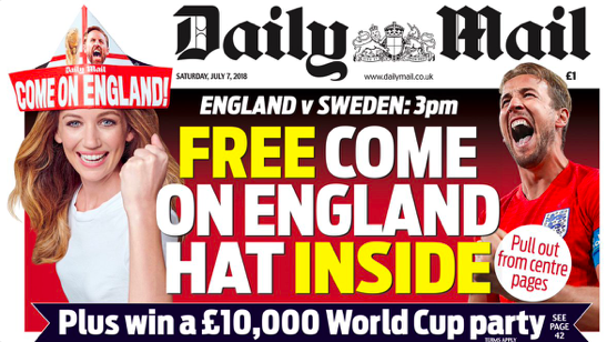 Come on England