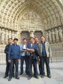 The Li band in France https://stephenjones.blog/2017/05/27/the-li-band-in-france-notes/