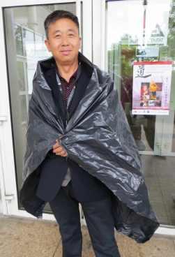 WM Nanterre raincoat