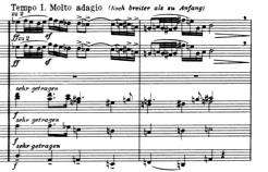 Mahler 9 horns