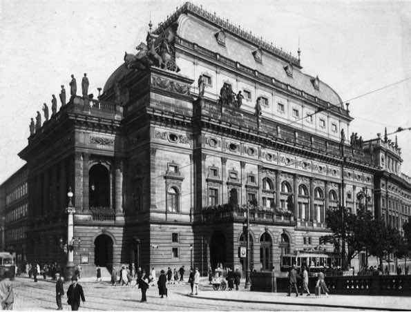 Prague opera