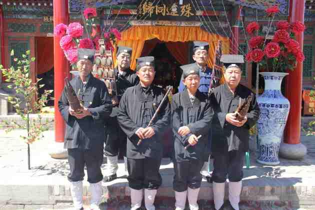Guangling heying