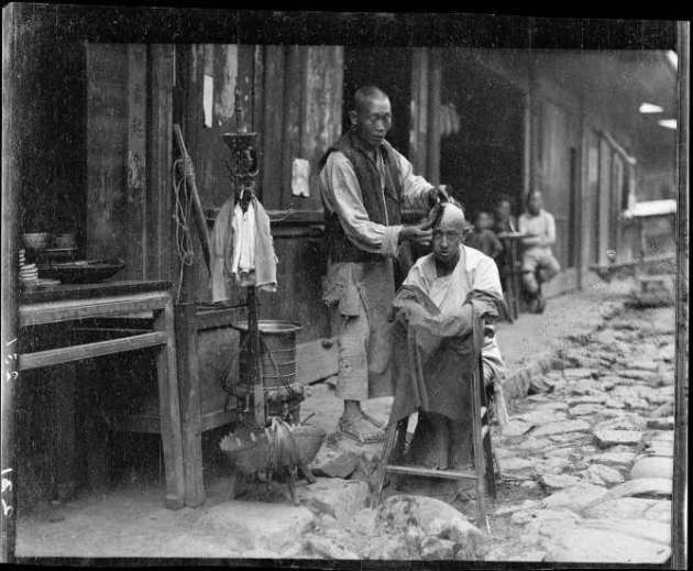 Barbers 1917