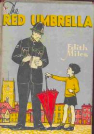 Red Umbrella cover