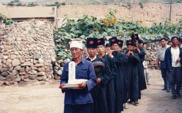 Li Yuan procession