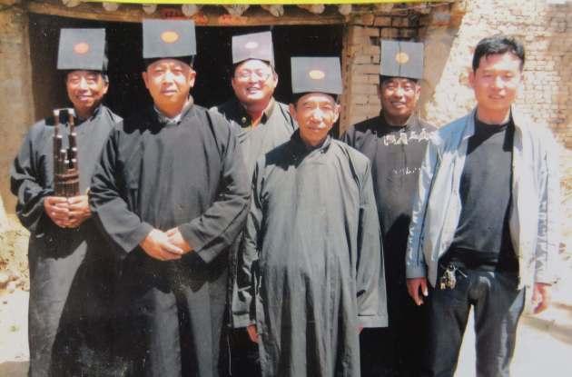 Lis with Yuan Gaoshan