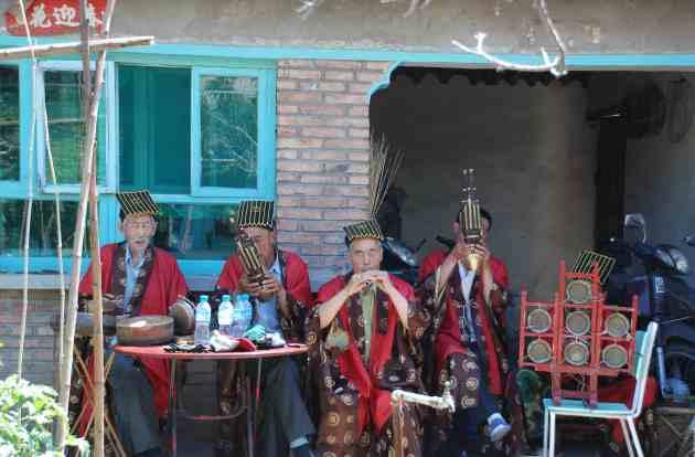 Ning Zhan band