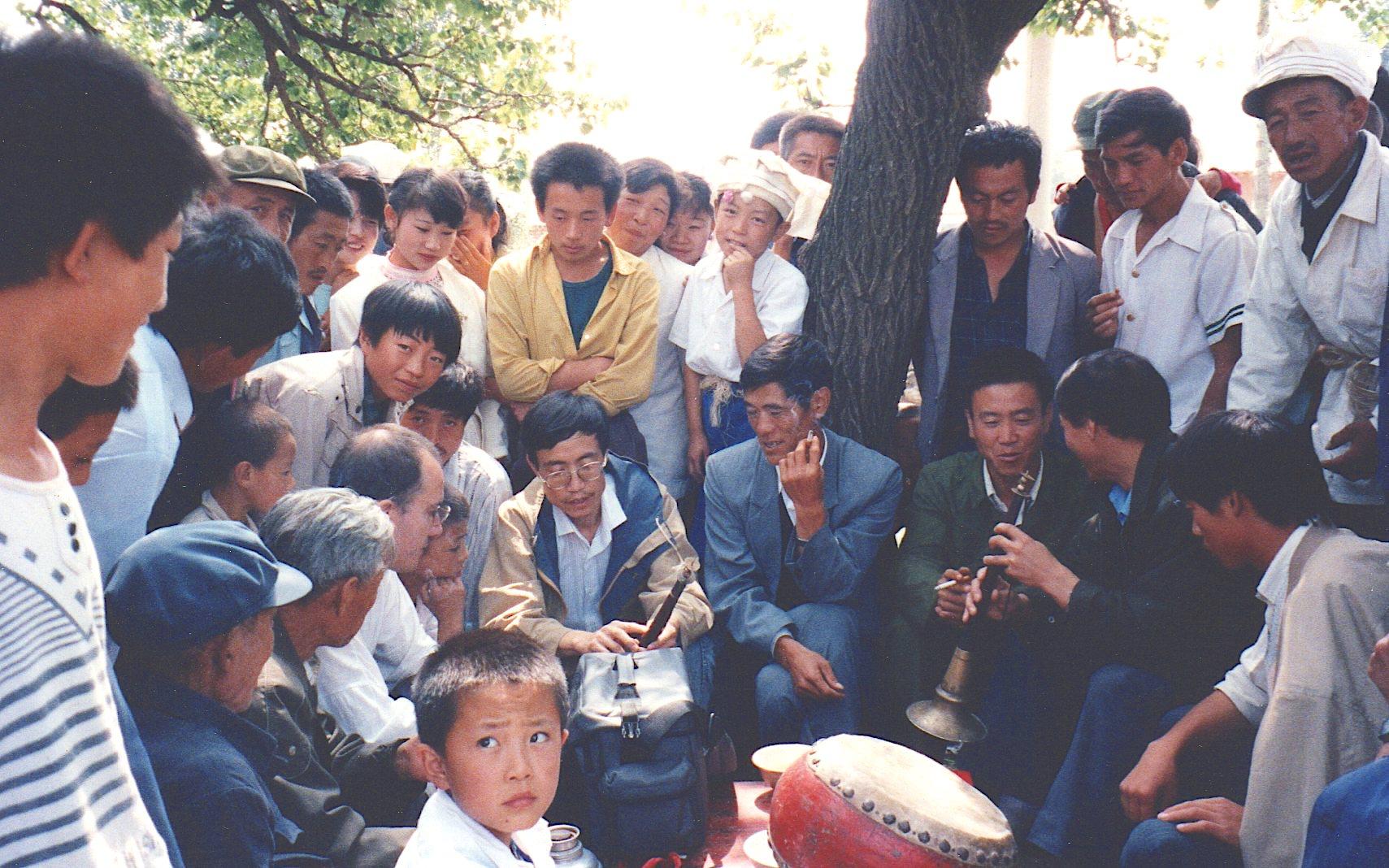Zhuanlou 1992 caifang