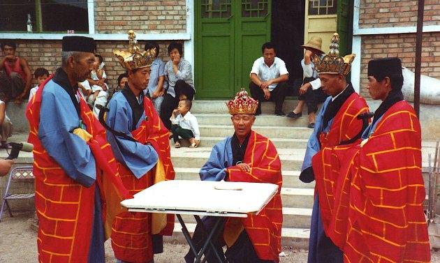 Gaoqiao ritual 2