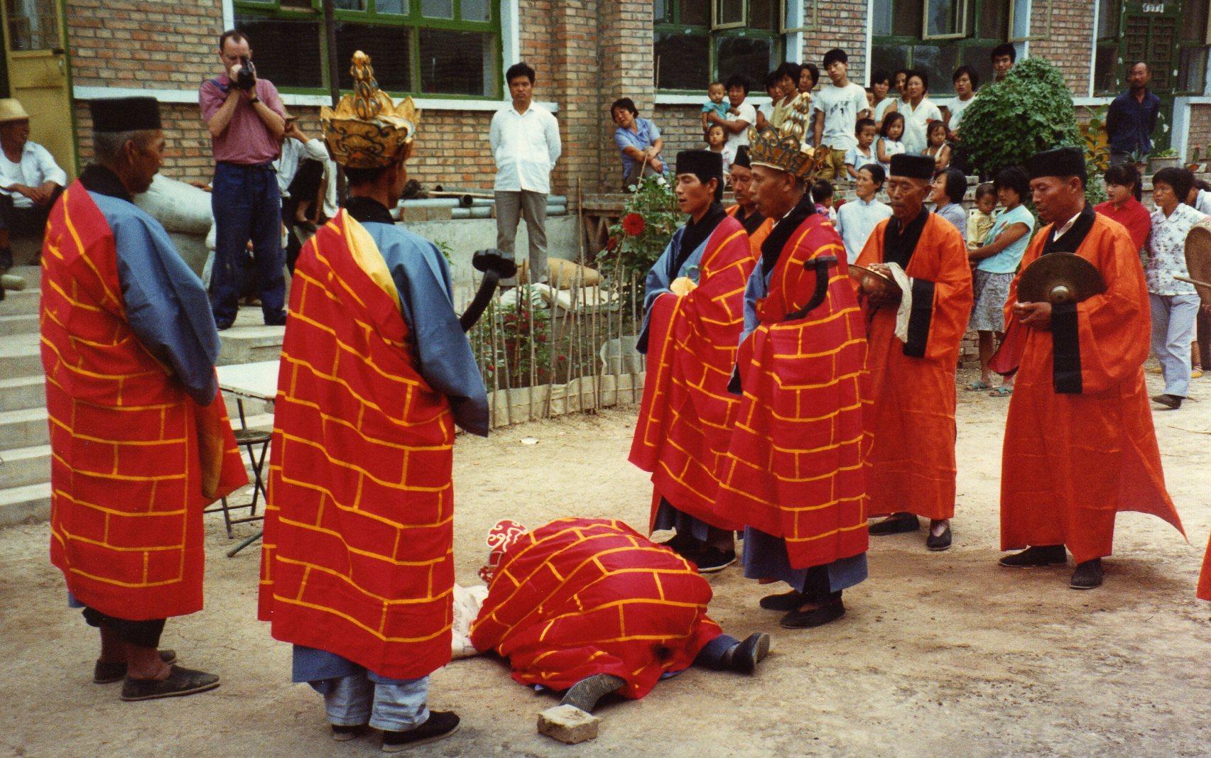 Gaoqiao ritual