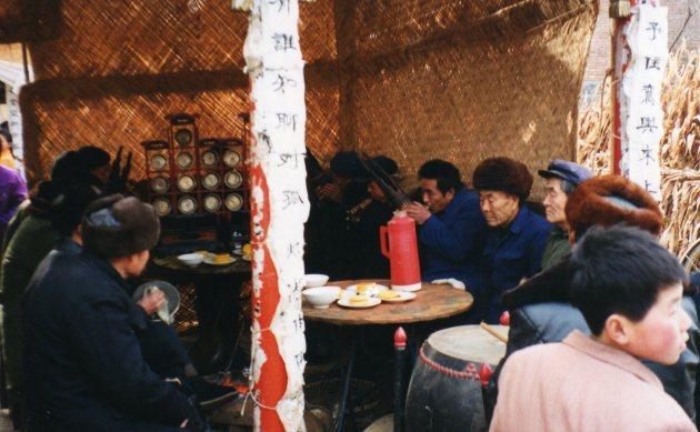 GGZ funeral chui 95