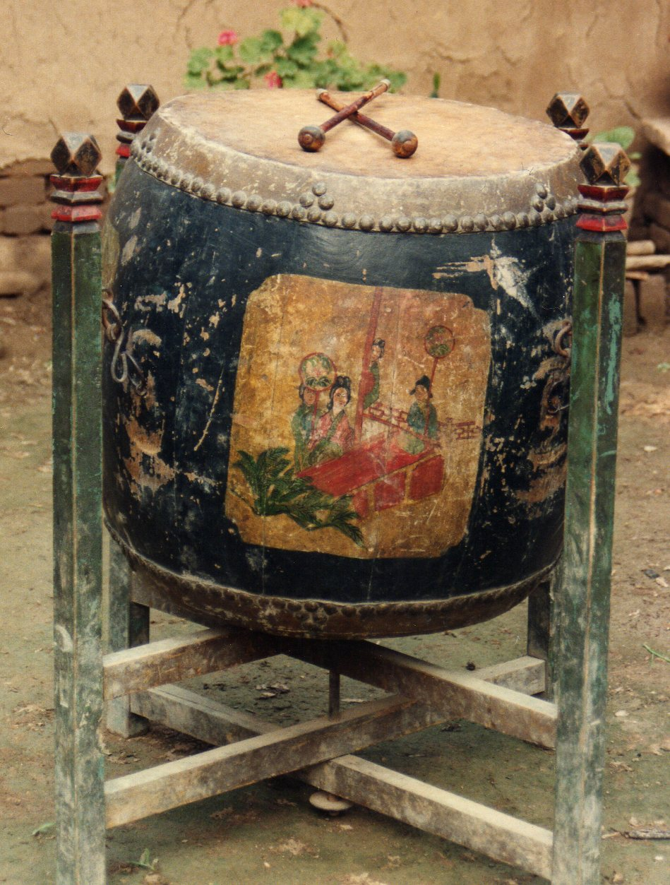Hanzhuang drum