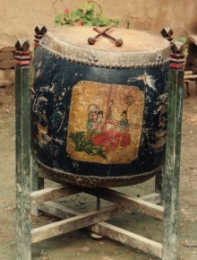 Hanzhuang drum