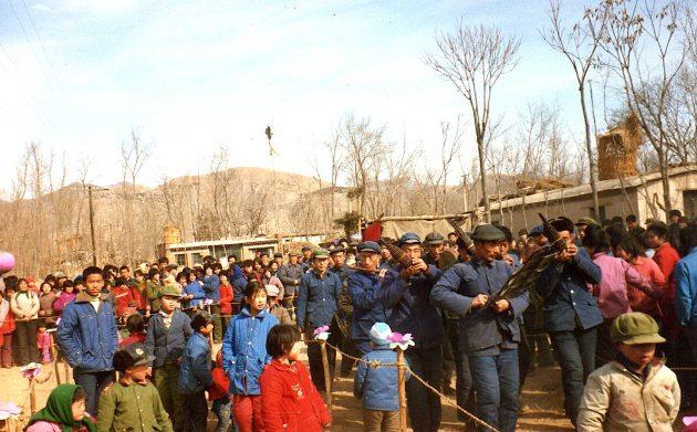 Liujing maze 1989