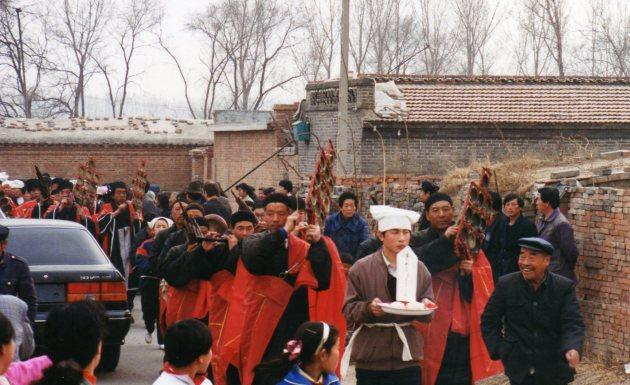 N. Xinzhuang funeral 1