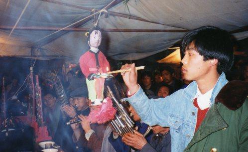N. Xinzhuang puppet