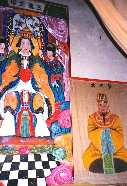 E. Zhangfeng paintings