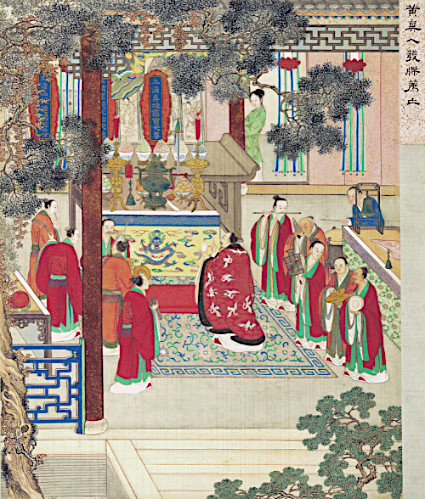 JPM Daoist painting