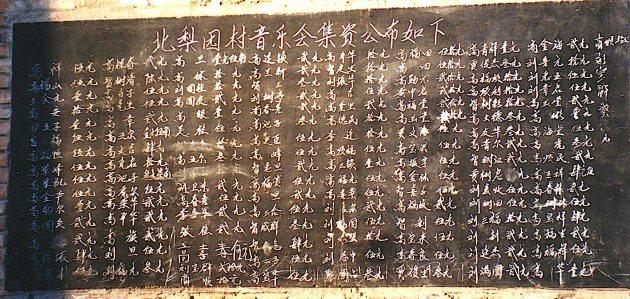 N. Liyuan list