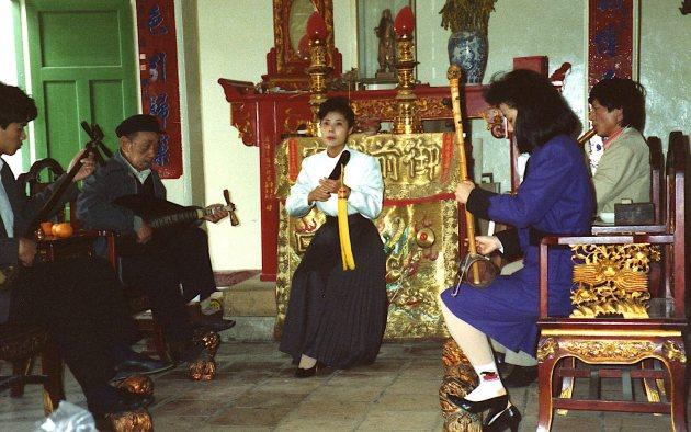 Wang Axin 1990