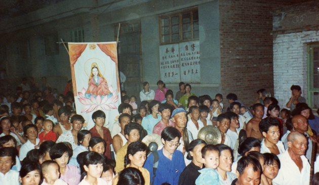 Zhaobeikou procession