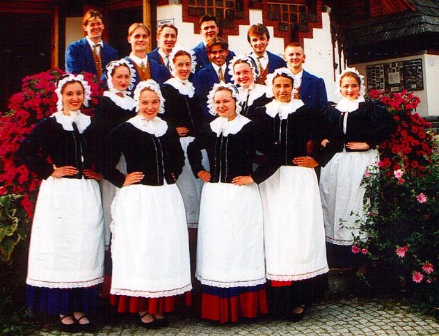 Silesian costume