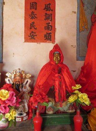 Hutu statuette