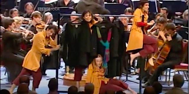 Rameau dance