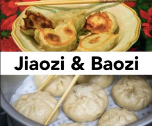 baozi jiaozi