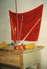 XWG altar 2001