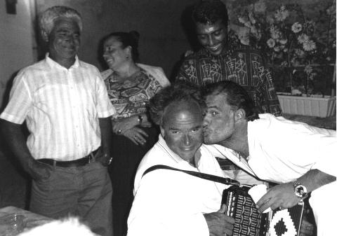 Bernard, Irgoli 1995