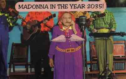 Madonna 2035