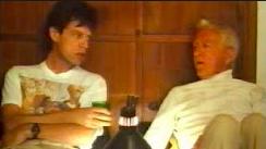 Mick with PB