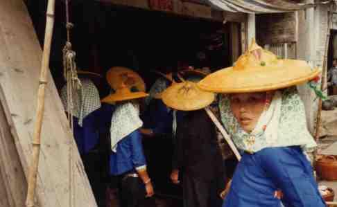 Hui'an women 86