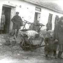 Kulaks exiled, 1930s https://stephenjones.blog/2019/05/13/lives-in-stalins-russia/