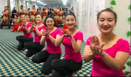 Happy Uyghurs
