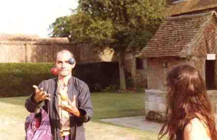 me juggling
