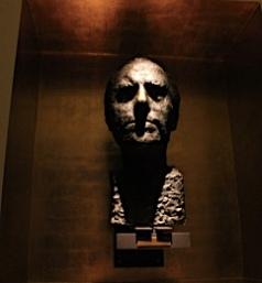 Mahler bust