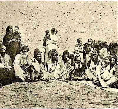 Yazidi 1920s