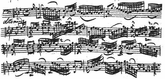 Bach and alap