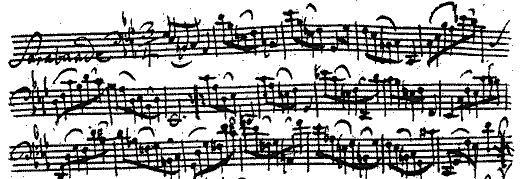 Bach Sarabande