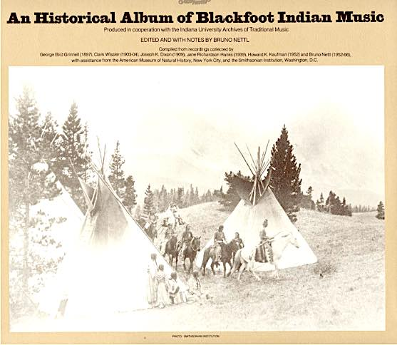 Blackfoot cover