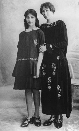 Noor and Amina