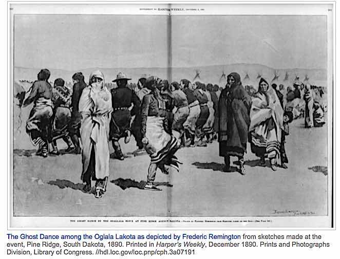 Ghost dance image